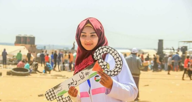 israeli-fire-kills-21-year-old-palestinian-medic-in-the-gaza-strip