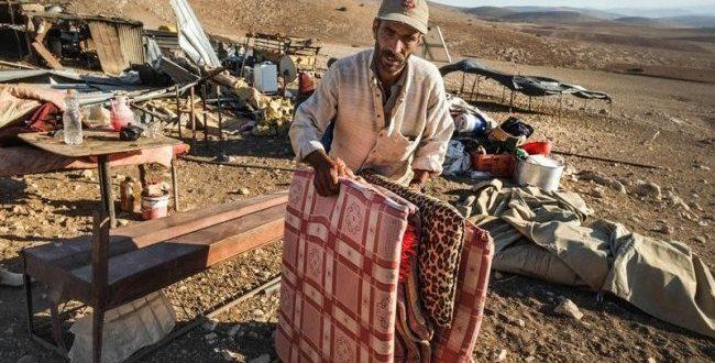 Jordan Valley military drills