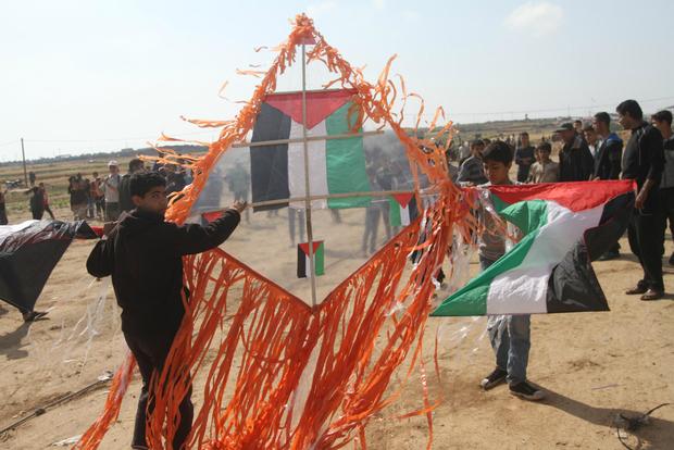 Kites1 Gaza