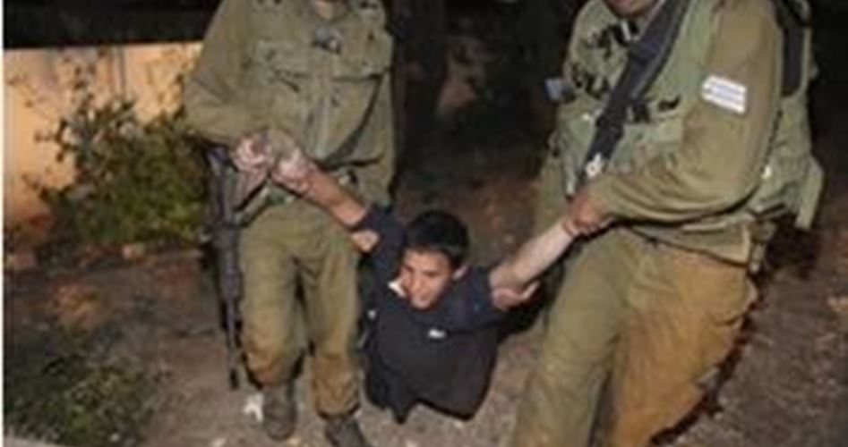 Pal boy kidnapped Kafr Qaddum