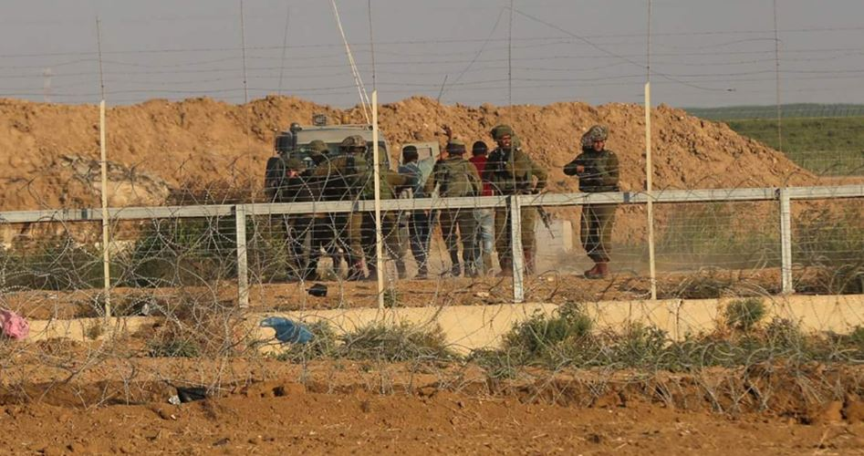 Killing near Gaza border