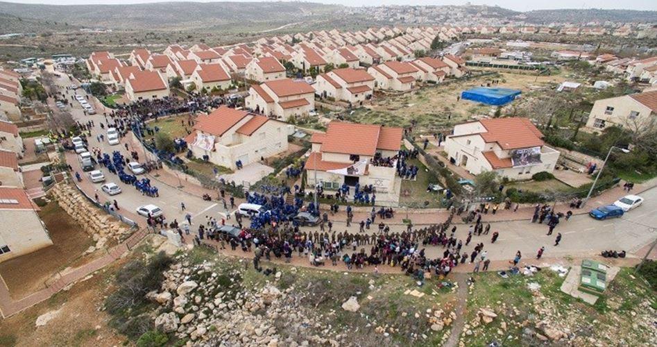 Stealing West Bank land