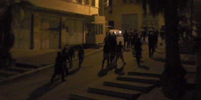 West Bank Raid 12