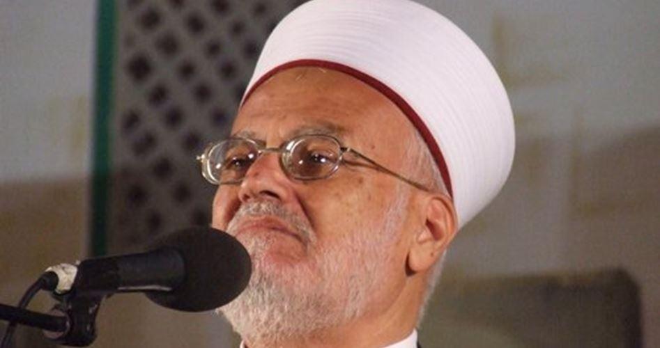 Al-Aqsa preacher