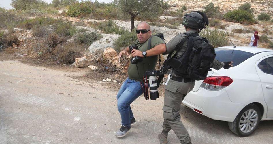 Steal Palestinian land Ramallah