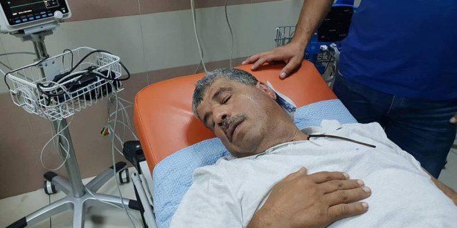 Walid Assaf injured
