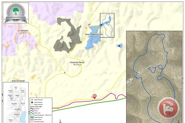 Expansion Plan near Hebron