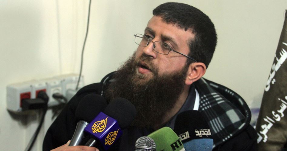 Health condition Khader Adnan