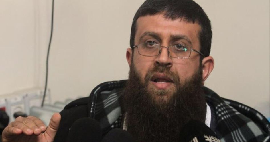 Khader Adnan no visitors