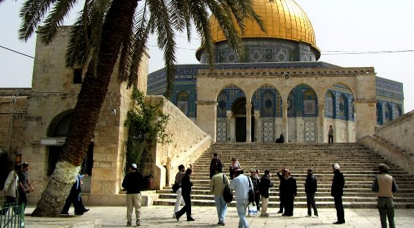 140 Break-in Al-Aqsa
