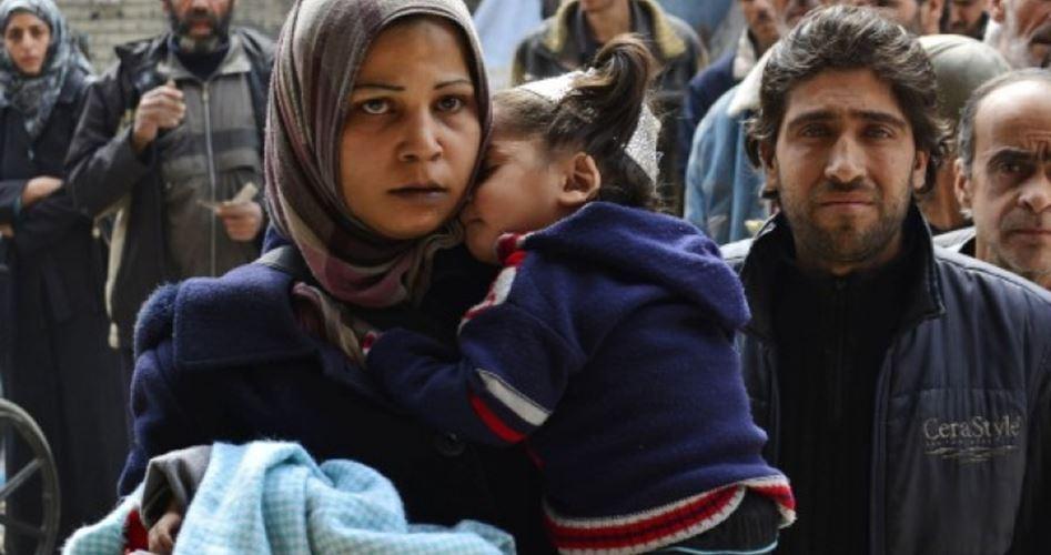 Pal refugees Syria