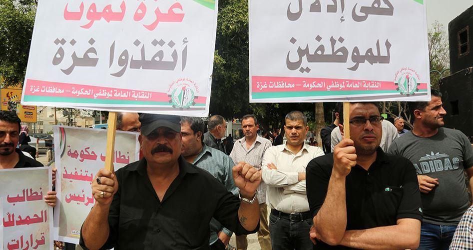 demonstration gaza