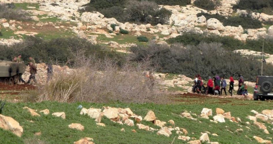 jordan valley bedouins