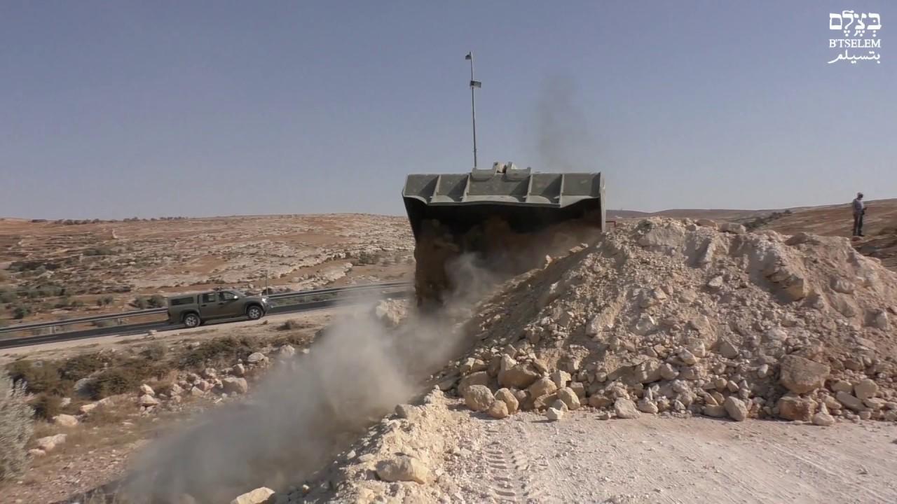 masafer Yatta dirt road
