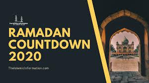 Ramadan aftellen