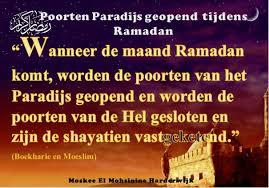 Ramadan en Paradijs